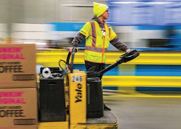 Warehouse Employment Opportunities