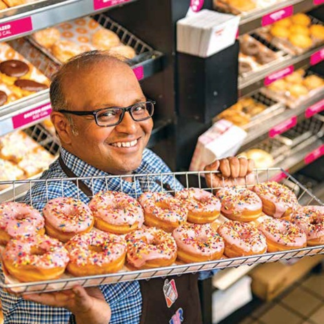 <p>Dunkin' Runs On <strong>NDCP</strong></p>