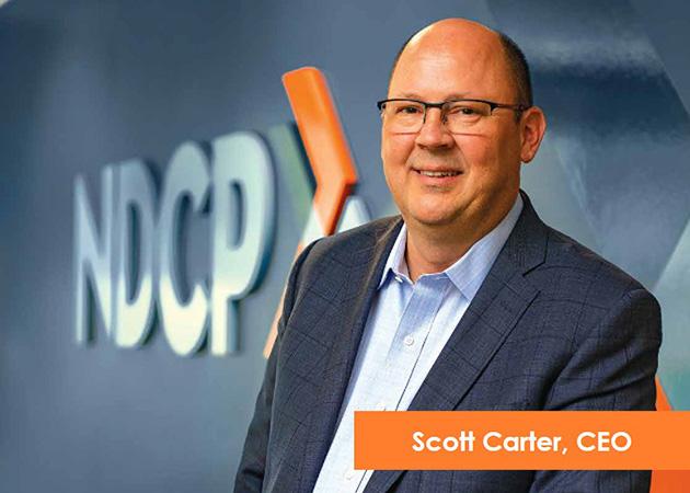 Scott Carter - CEO